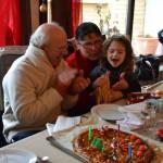 Repas d anniversaire Moulin du Pouy Eauze