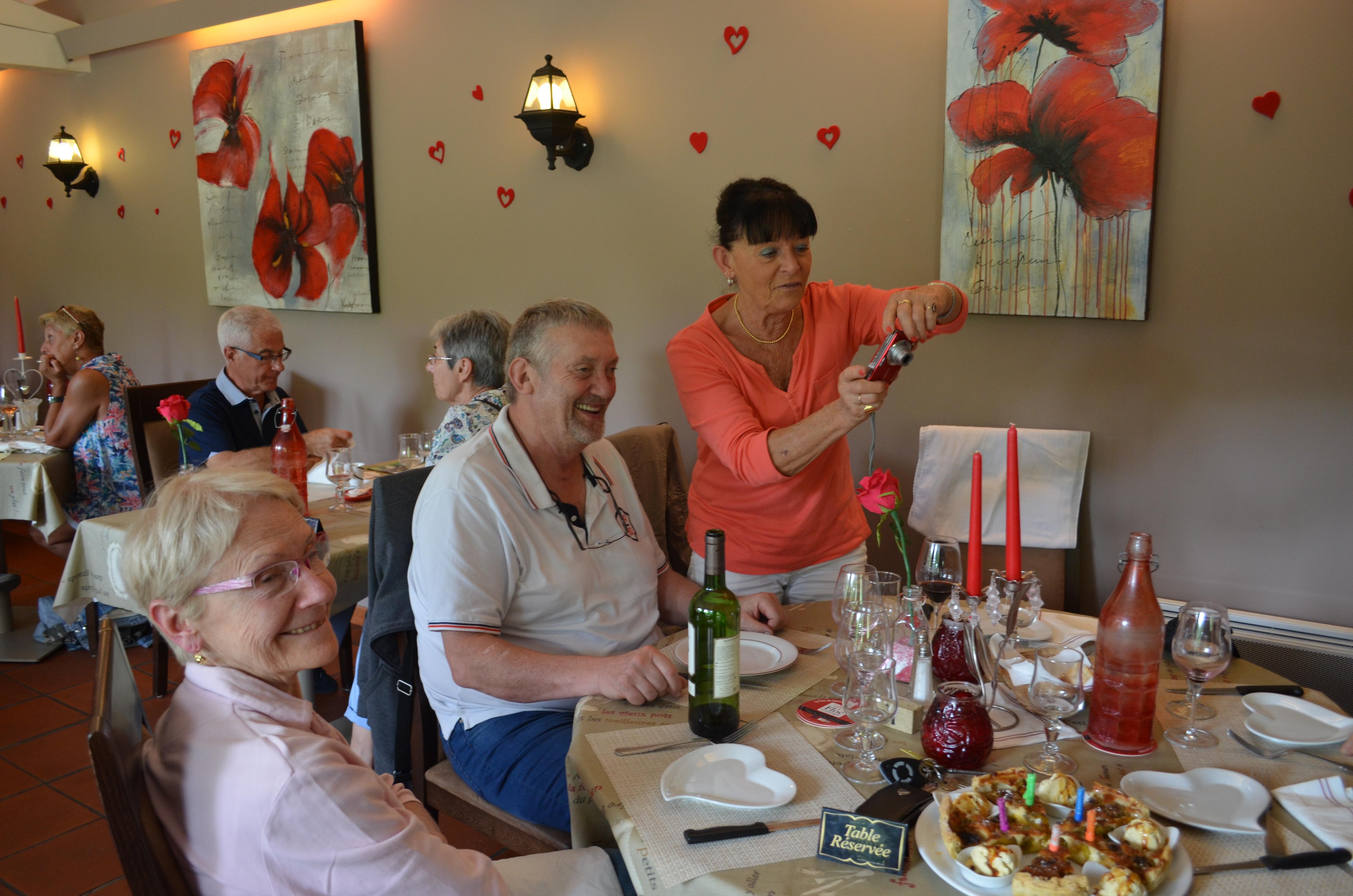 un midi en semaine Restaurant Au Moulin du Pouy Eauze