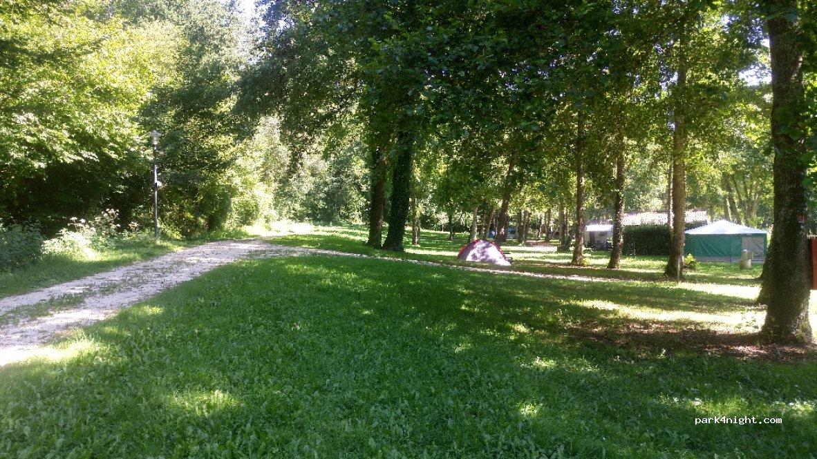 Camping moulin du Pouy